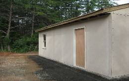 greenix panels used for military training unit