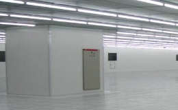 greenix panels bio tech cleanrooms