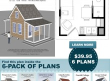 Tiny House Plans and SIPs